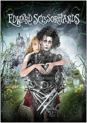 Edward Scissorhands Movie Poster 24in x36in