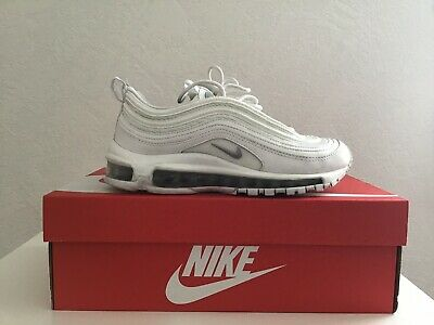 BASKET NIKE AIR Max 97 Blanche Femme Taille 36,5 Occasion