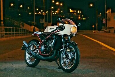 Yamaha RD 350 Customised