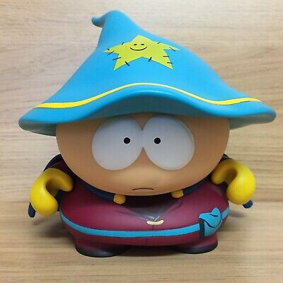 "South Park Stick of Truth Grand Wizard Cartman Figure 6"" Kidrobot PS3 Xbox Toy"