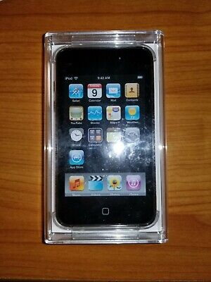 Apple iPod touch 2nd Generation Black (8 GB) Brand New In Unopen Box SEALED