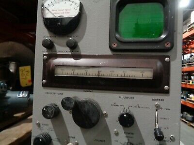 Radio Specialty Mfg Co Deviation Meter  1163-61-6-9 Fm