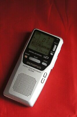 Olympus DS 2300 Digital Dictation Voice Recorder