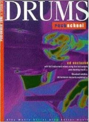 Rockschool Performer Zone: Drums Grade 5 Inc CD with live instrument tracks-Down