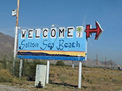 Southern California Vacant  Residential Building Lot Salton Sea Beach Ca 92274