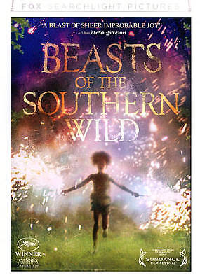 Beasts Of The Southern Wild (Dvd, 2012) - New Dvd