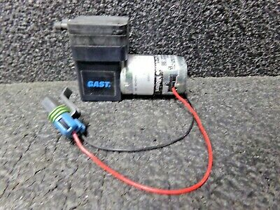 Tennant Gast 1002344 Pump, Air, Ele, 24Vdc (Dc)
