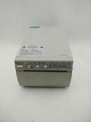 Sony UP-895MD Video Graphic Printer Analog Thermal Monochrome Ultrasound Lab
