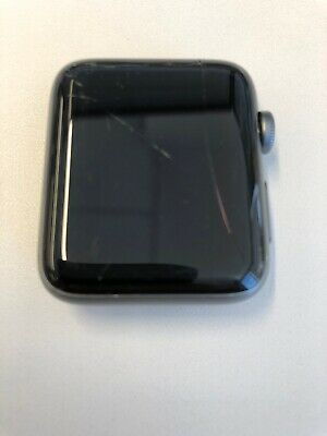 Apple Watch Nike+ 42mm Space Gray Aluminum Case Anthracite - Parts