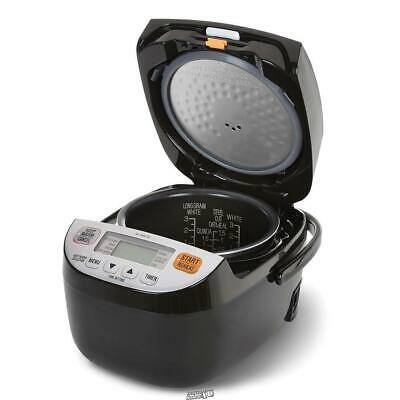 The Quinoa And Rice Cooker LCD and simple controls