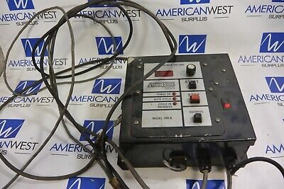 ACCU-FEED Model 700-B Electrical Control 14336-53   USED