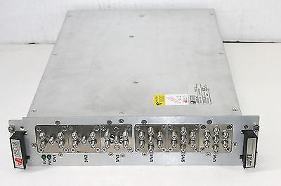 Ascor 3000-226 90400340 Vxibus Micro-Ondes Commutation Module