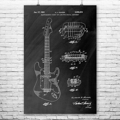 Gretsch Acoustic Guitar Patent Art Mug Gift Player Guitarist Teacher Instructor
