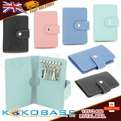 UK seller Wallet Car Key Signal Blocker Case Faraday Cage Fob Pouch Bag
