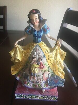 WALT DISNEY SNOW White Showcase Collection Jim Shore Fairy