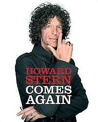 Howard Stern Comes Again 1st First Edition HC New BRAND NEW 2019 EDITION