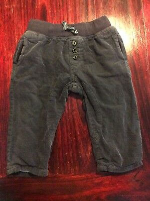 Cute Zara Baby Boys Pants - Size 1 (12-18 Months)
