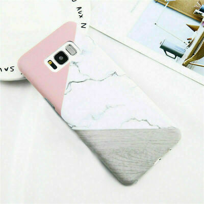 Phone Cover Skin For Samsung Galaxy S8 Plus/S7 Hard Case Thin Shockproof Hybrid#