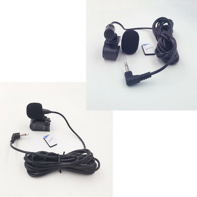 3.5MM Car Radio External Microphone Bluetooth GPS MP5 Stereo Anti-noise Receiver