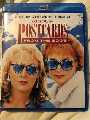 Postcards From The Edge - 1990 (Blu Ray, 2017) Meryl Streep, Shirley MacLaine