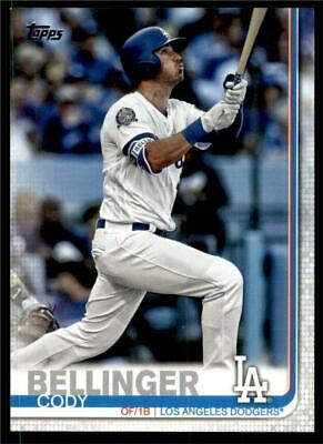 2019 Topps Series 2 Base #507 Cody Bellinger