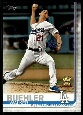 2019 Topps Series 2 Base #445 Walker Buehler