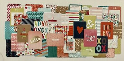 Little Moments Scrapbooking Journaling Partial Kit