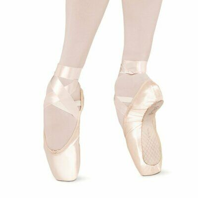 BLOCH POINTE SHOES- SONATA: 50% off RRP!