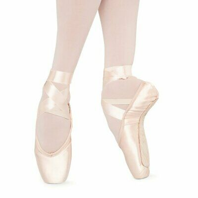 BLOCH POINTE SHOES- ASPIRATION: 50% off RRP!