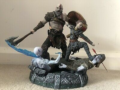 God Of War Collectors Edition - Kratos And Atreus - Statue Only