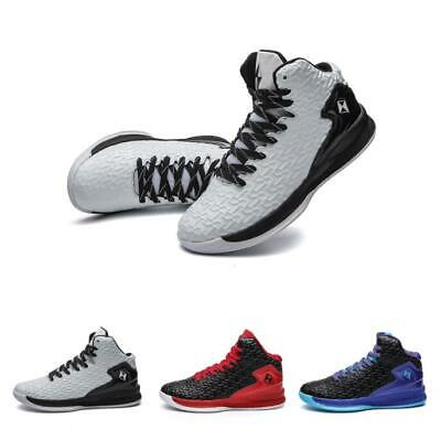 New Men Lace Up Athletic Sneaker Sport Shoes Breathable Mesh Running Shoes Ske15