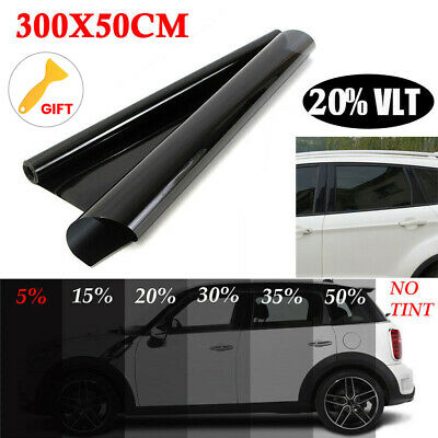 Mkbrother Uncut Roll Window Tint Film 35/% VLT 40 in x 30 Ft Feet Car Home Office Glasss