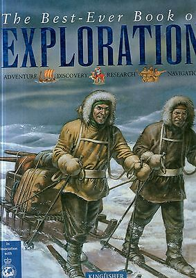 The Best-ever Book of EXPLORATION by Philip Wilkinson (Hardback, 2002)