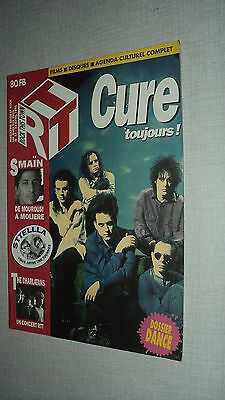 Rock This Town 92/17 (23/4/92) The Cure The Charlatans Smain Bruel Dutronc May