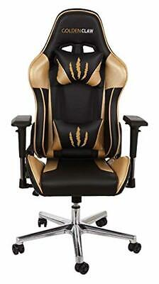 PC Gaming Chair - Ultra Racing Bucket Seat Office Chair Ergonomic Com