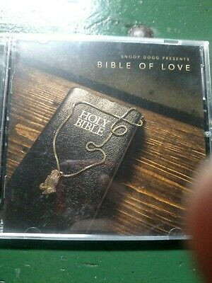 1 CENT CD Bible Of Love - Snoop Dogg - $6 75 | PicClick