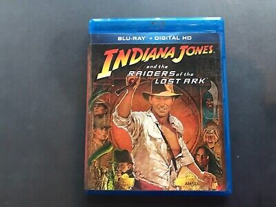 Raiders of the Lost Ark (Blu-ray Disc, 2013)
