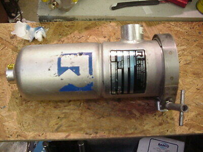 """Rosedale LCO 4-6 size #4 6"""" 304 STANLESS Bag filter housing 200psi"""