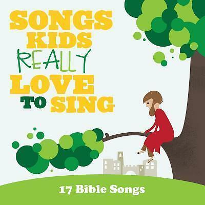 NEU # Songs Kids Really Love to Sing: 17 Bible Songs (2011)
