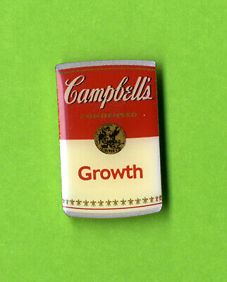 Pin's - Campbell's Growth