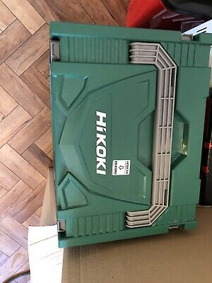 Hikoki Systainer Originally For 1st And 2nd Fix Nail Guns Brand New.