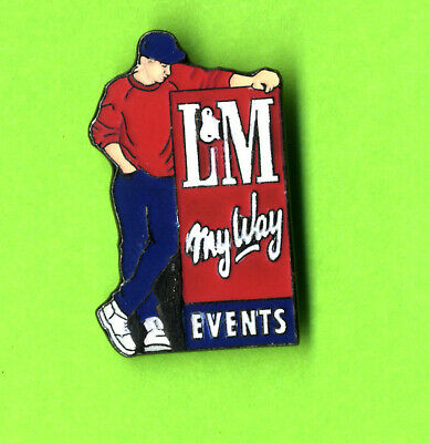 Pin's - L&M my way events