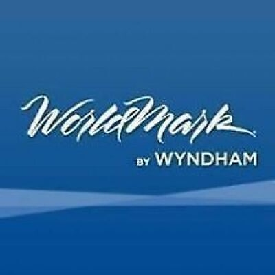 WorldMark By Wyndham 15,000 Annual Credits WorldMark the Club Resale Trendwest