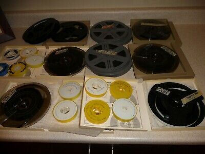18 Reels 8mm/Super 8 Home Movies - 1950 & 1970s - Estate of Retired Rear Admiral