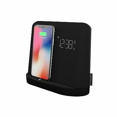 KitSound Speaker Wireless Qi Charging Docking Station for iPhone Xs MAX X 8 8