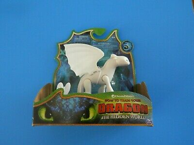 How to Train Your Dragon 3 The Hidden World LIGHT FURY Action Figure Toy