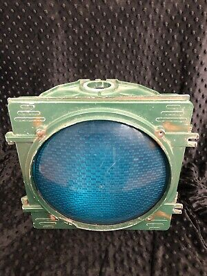 Vintage LFE TCD Automatic Signal Traffic Signal Green Light Preowned
