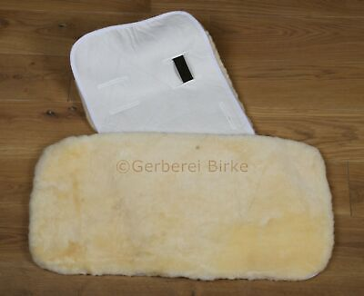 Sheepskin Pushchair Deposit Pad Babyfell Medical Tanning Sheepskin