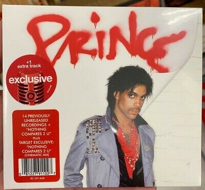 Prince Originals Limited Edition 2019 Target Exclusive CD Nothing Compares 2 U