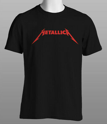 METALLICA Logo Mens Womens Kids T-Shirt